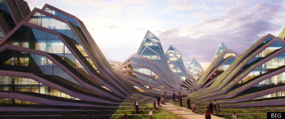 Archi-future: 12 Green Buildings That Will Blow Your Mind (PHOTOS)