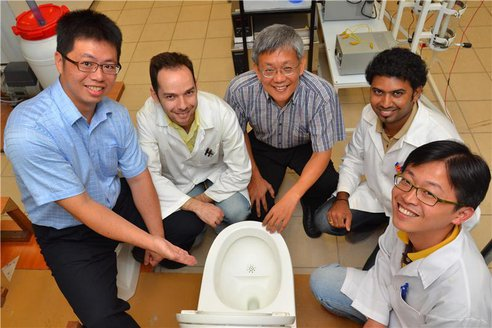 Singapore University Puts Together The Plumbing System That Everyone Should Be Using