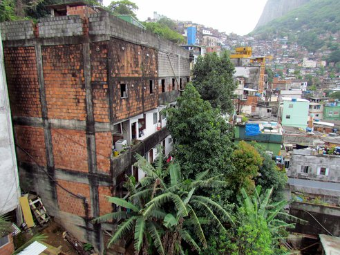 The Urbanization of Rio de Janeiro's Slums, a Model for Sustainable Development