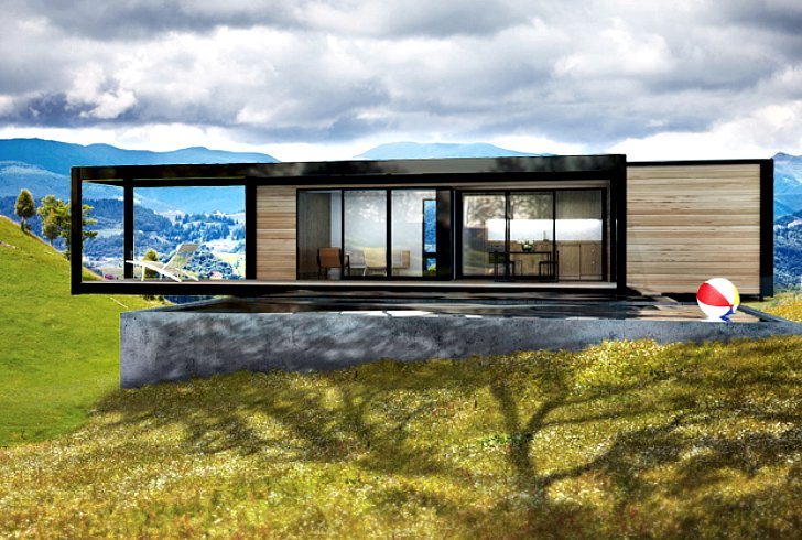 Connect: Homes 2.0 Is a Contemporary Customizable and Sustainable Prefabricated Home!