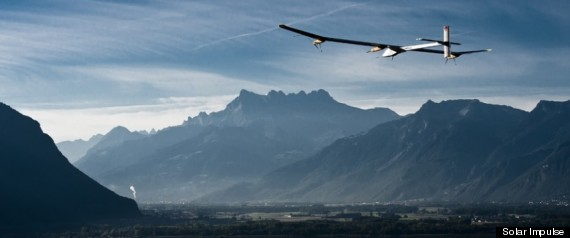 Solar Impulse Plane Could Set More World Records