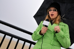 Weather underground: How TV weathercasters can help in the climate fight