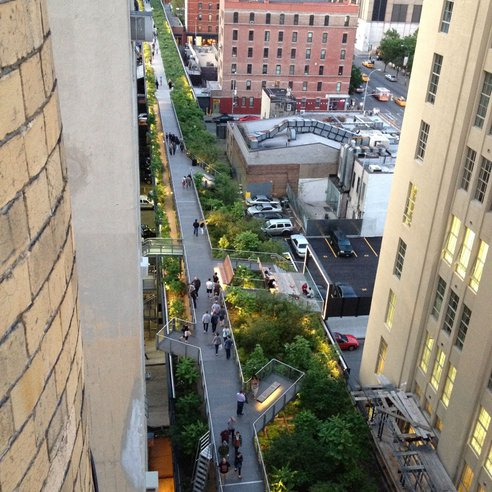 "Is the High Line Park ""A Tad Fatuous"" or ""A Gorgeously Executed Gem""?"