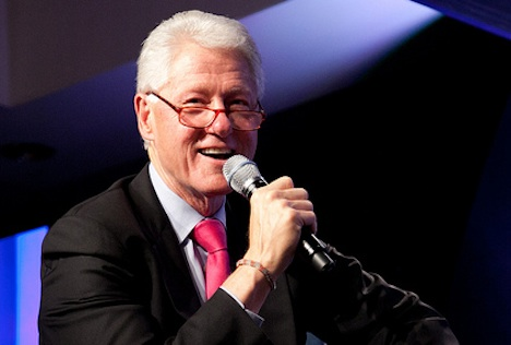 "Creating 1 Million Energy Efficiency Jobs is ""a No-Brainer"": Bill Clinton"