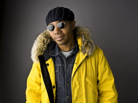 DJ Spooky wants to remix the climate fight
