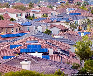 The government finally figures out how much rooftop solar there is