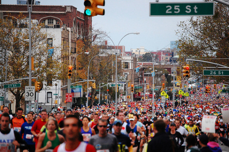 New York City cancels marathon in light of Sandy's devastation – whew