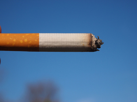 Tobacco companies ordered to admit deception. Heads up, coal industry
