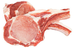 Looking for antibiotic-resistant bacteria? Try raw pork