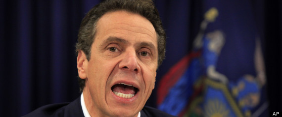 Cuomo On Climate Change: 'Extreme Weather Is The New Normal'