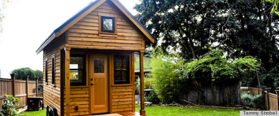 House Tour: Author And Blogger Tammy Strobel Shares Her Tiny Home And Tips For Living A Simple, Happy Life