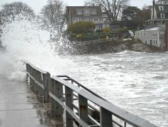 Hurricane Sandy changes the trajectory of green design