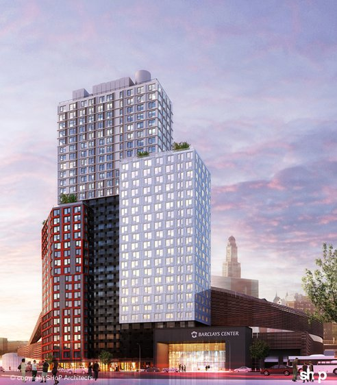 World's Largest Modular Prefabricated Tower