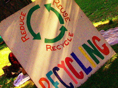 America Recycles Day 2012: How Consumerism In The United States Is Getting Better
