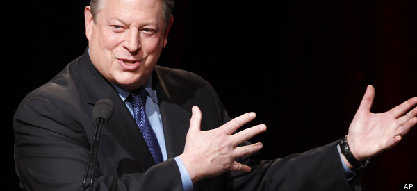 Al Gore Slams Obama On Climate Change, Says Action More Urgent Than Ever After Sandy