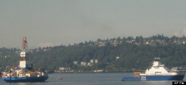Alaska Shell Drill Ship Crew To Evacuate
