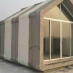 3D printed houses built in Shanghai from fiber reinforced cement