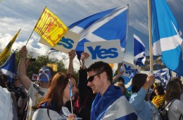 Why Scotland's independence vote matters for climate change