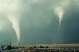 Tornadoes Are Attacking in Swarms. Is Climate Change to Blame?