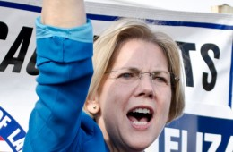 Elizabeth Warren Is the Star of This Show