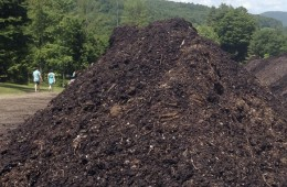Applying Compost To Soil Can Help Cut Carbon Pollution