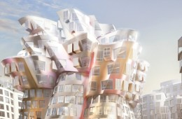 Frank Gehry gives the finger to 98% of architects. Why he should look in the mirror.