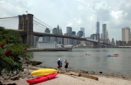 Launch Problem: How to Make a New York Pier Kayak-Friendly
