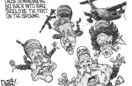 Hightower: Obama sinks America into a misguided war with the Islamic State