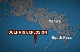 Everything We Know So Far About The Oil Rig Explosion In The Gulf Of Mexico