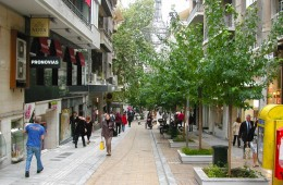 Preserve your brain, live in a walkable neighborhood