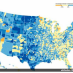 How's the Economy Where You Live? 3 Interactive Maps Show State-by-State Comparisons