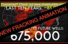 Three simple ways you can help burst the shale bubble: