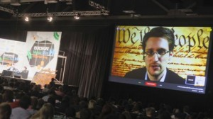 Edward Snowden and the Golden Age of Spying: An Interview with Laura Poitras