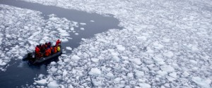 Glacial melting inn Antarctica Makes Continent The 'Ground Zero Of Global Climate Change'