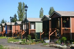 Site Visit: A Tiny House Village in Olympia Offers a New Model for Housing the Homeless  Anne-Marie Lubenau