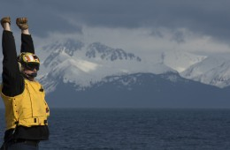The Navy gears up for huge war games in Alaska — wildlife and environment be damned