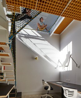 Houzz Tour: A Playful Home Drawn Up by 8-Year-Old Twins