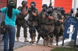 'It's a Publicity Stunt': Critics Say Obama's Ban On Police Military Gear Falls Short