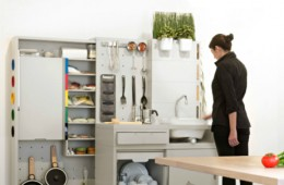 Ikea imagines a refrigerator-free kitchen for 2025