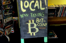 BITCOIN:  LESSONS FOR A THRIVING WORLD