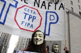 HERE'S WHY THE TRANS-PACIFIC PARTNERSHIP AGREEMENT IS JUST PLAIN WRONG