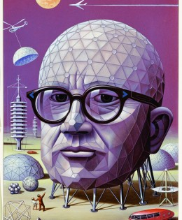 Antennae to Experience: What Bucky Fuller Taught Me