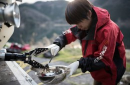 Greenpeace reports jump in radioactive contamination in Fukushima waterways
