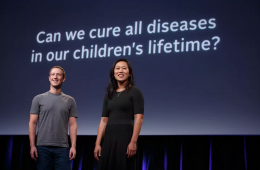 ZUCKERBERG AND CHAN VOW TO DELETE DISEASES