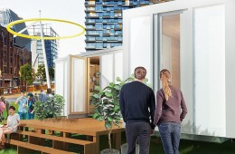 TINY NEW FLAT-PACKED OFF-GRID HOMES OFFER AFFORDABLE HOUSING BREAKTHROUGH