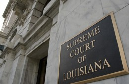 THE BILL OF RIGHTS IS HANGING BY A THREAD IN LOUISIANA
