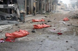 IN SYRIA'S ALEPPO, THERE'S NO WAY OF COUNTING THE DEAD